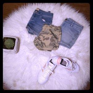 Girls shorts 3x